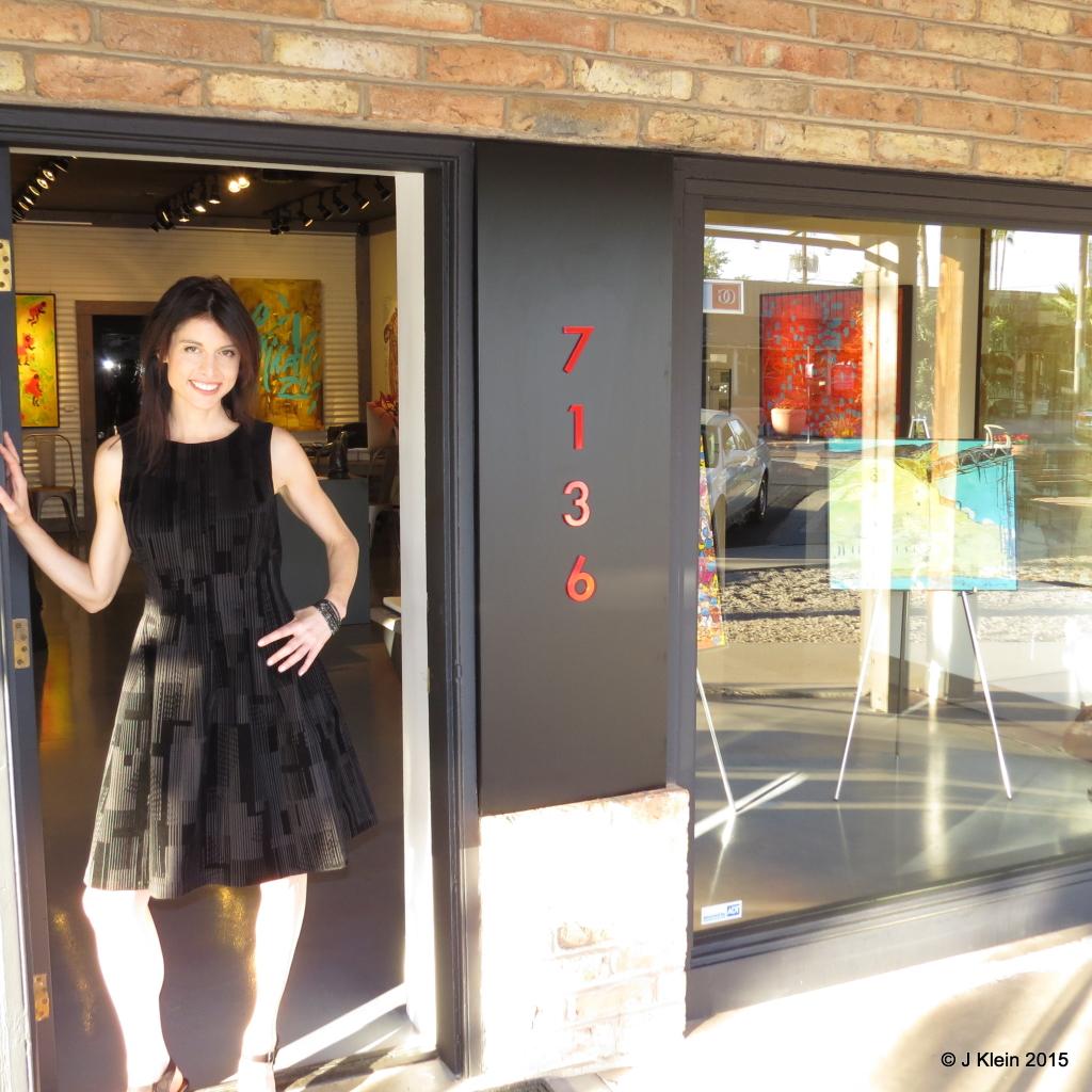 Sarah Klein, Art Consultant