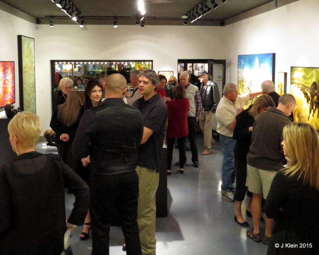 J Klein Gallery Scottsdale Opening