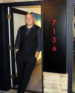 Jeff in Door